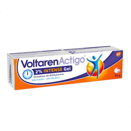 Voltarenactigo 2 % Intense Gel Tube - 30g