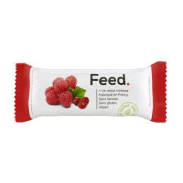Feed Barre repas au fruits rouges - 100g