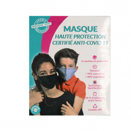 Next BW Masque Haute Protection - Taille S