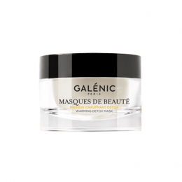 Galénic Masque chauffant détox - 50ml
