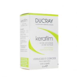 Ducray Kerafilm Solution verrucide et coricide - 10ml