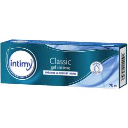Intimy gel lubrifiant intime - 70ml