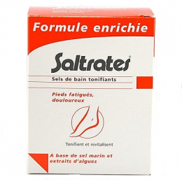 Saltrates sels de bain tonifiants 20g