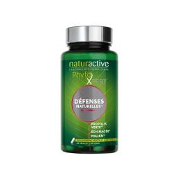 Naturactive PhytoXpert Défenses naturelles - 60 gélules