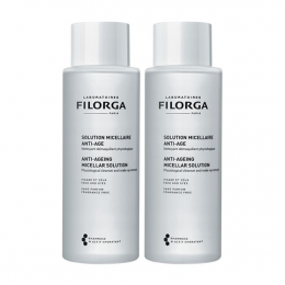 Filorga solution micellaire anti-âge - 2x400ml