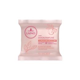 Laino savon parfumé Pulpe de pêche blanche BIO - 75g