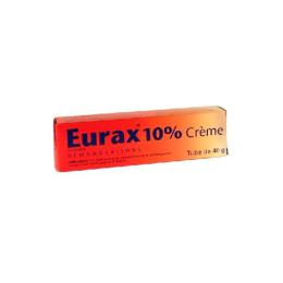 Eurax 10% crème - 40g