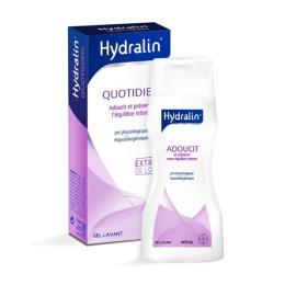 Hydralin Quotidien Gel lavant - 400ml