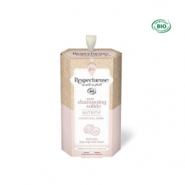 Respectueuse Shampoing solide nutritif - 75g