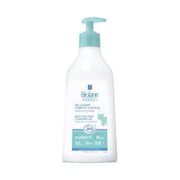 Biolane Gel Lavant Corps et Cheveux certifié BIO - 500ml