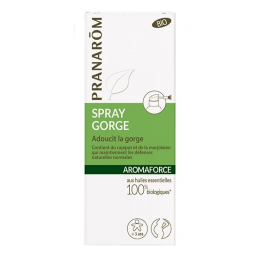 Pranarôm aromaforce bio spray gorge 15ml