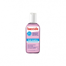 Baccide Gel mains parfum amande douce - 75ml