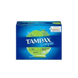 Tampax Compax Oeko tex Super - 22