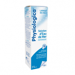 Gifrer Physiologica solution d'eau de mer isotonique - 100 ml