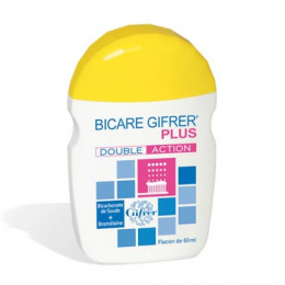 Bicare Gifrer plus double action - 60 ml
