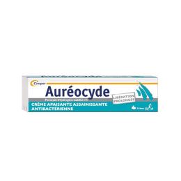 Aureocyde crème assainissante antibacterienne - 15 g