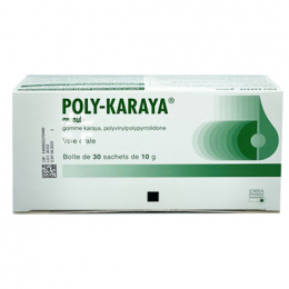 Poly-Karaya sachets - 30x10 g