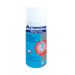 Actipoche spray froid - 400 ml