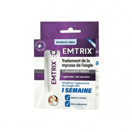 Emtrix Traitement des mycoses des ongles - 10ml