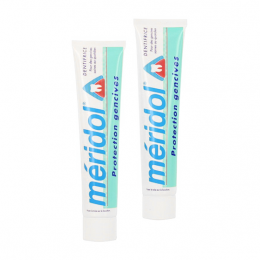 Meridol Dentifrice soin des gencives irritées - Lot de 2x75ml