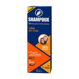 Gifrer Shampoux lotion traitante anti-poux sans rinçage - 100ml