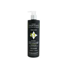 Garancia anti-peau de croco crème corps 3 en 1 - 400ml