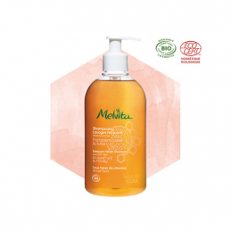 Melvita shampooing lavages fréquents BIO - 500ml