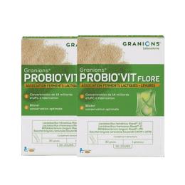 Granions Probio'vit Flore - 2x30 gélules