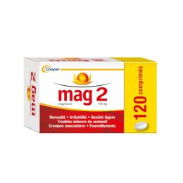 Mag 2 100mg  - 120 Comprimés