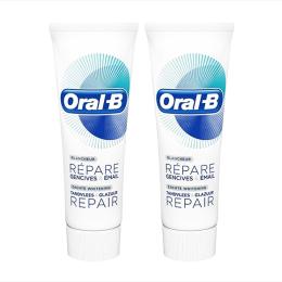 Oral-B Original Blancheur gencives et émail - 2x75ml