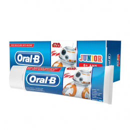 Oral-B Junior Star Wars dentifrice 6+ - 75ml