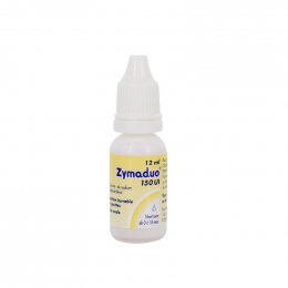 Zymaduo 150 UI solution buvable en flacon compte-gouttes 12ml