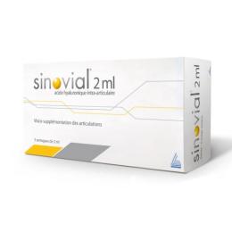 Sinovial 2ml - 3 seringues