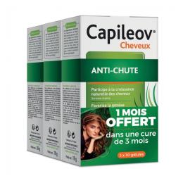 Nutreov Capileov Anti Chute - 3x30 gélules