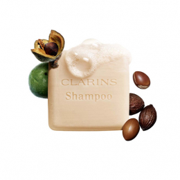 Clarins Shampooing solide nourrissant - 100g