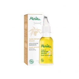 Melvita huile d'amande douce bio - 50ml