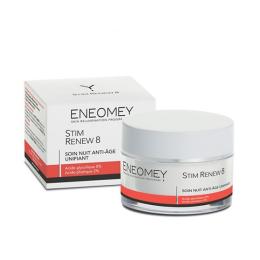 Eneomey stim renew 8 soin de nuit anti-âge - 50ml