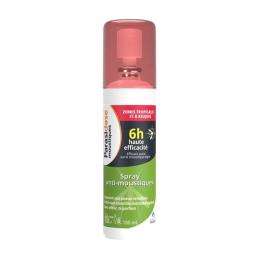 Parasidose Spray anti-moustiques zones tropicales et à risques - 100ml