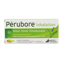 Perubore inhalation - 15 capsules