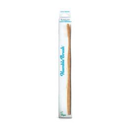 Humble Brush Brosse à dents Bambou Blanche - Medium