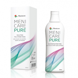 Menicon Menicare pure - 250ml