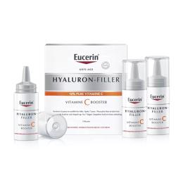 Eucerin Hyaluron-Filler Vitamine C Booster sérum - 3x8ml