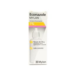 Econazole Mylan 1% Emulsion - 30g