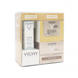 Vichy coffret Neovadiol complexe substitutif  peaux sèches