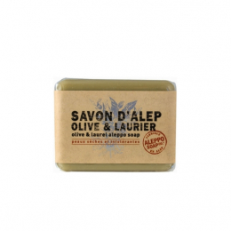 Aleppo soap co Savon d'Alep olive & laurier - 100g