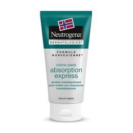Neutrogena Crème pieds absorption express - 100ml