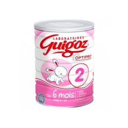 Guigoz lait 2ème âge formule épaissie - 800g