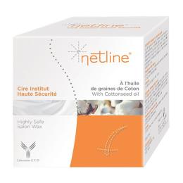 Netline cire institut haute sécurité - 250g