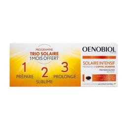 Oenobiol Solaire intensif préparateur capital jeunesse - 3x30 capsules