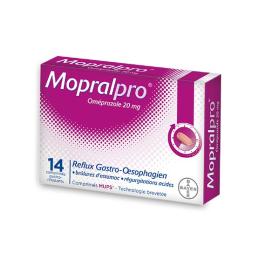 Mopralpro 20mg - 14 comprimés